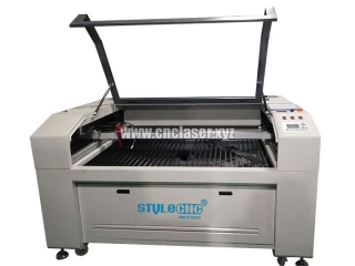 What is a CO2 laser cutting machine used for?