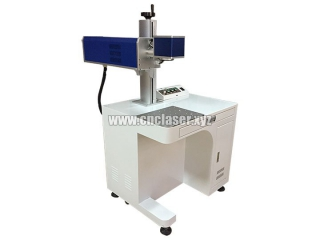 STYLECNC CO2 laser marking machine for coconut