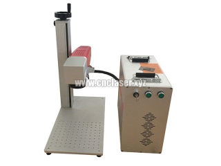 STYLECNC® 20W MOPA color fiber laser marking machine