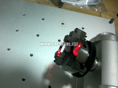 Laser marking machine for ring marking