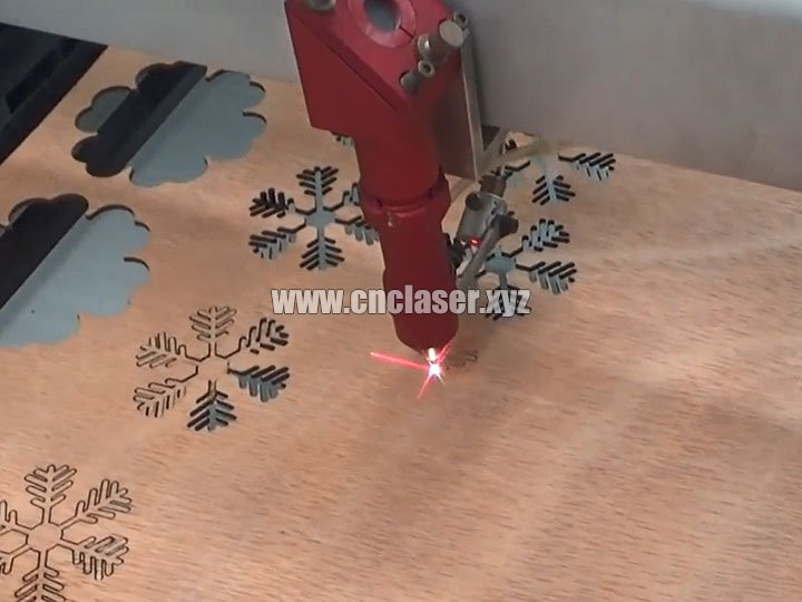 STYLECNC 3mm plywood laser cutter with 100w laser source
