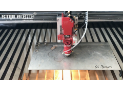 CO2 steel laser cutter machine for cutting stainless steel