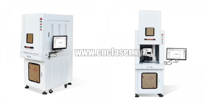Professional UV laser engraving machine for marking glass