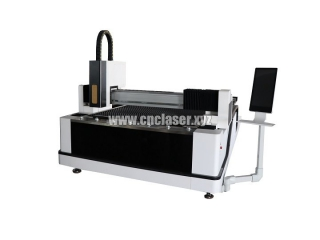 Economical type aluminum laser cutting machine with cost price