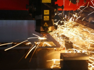 Laser cutting benefits in enterprise production