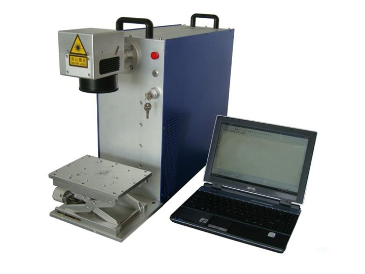 Mini fiber laser marking machine with low price