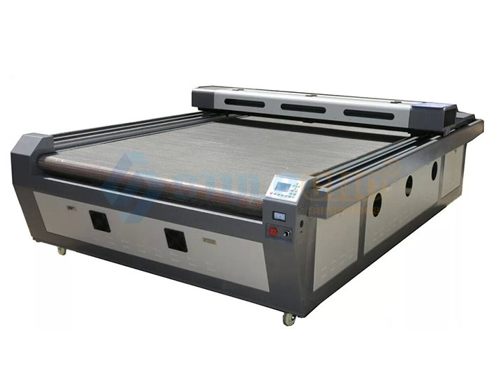Automatic laser fabric cutting machine STJ1626A