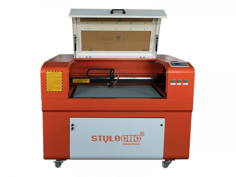 Acrylic laser cutting machine 80W