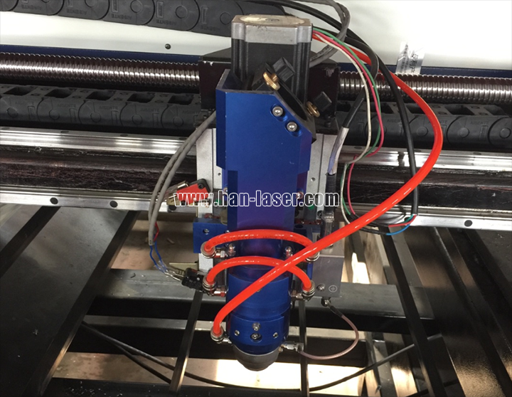 laser cutting machine for metal and nonmetal materials