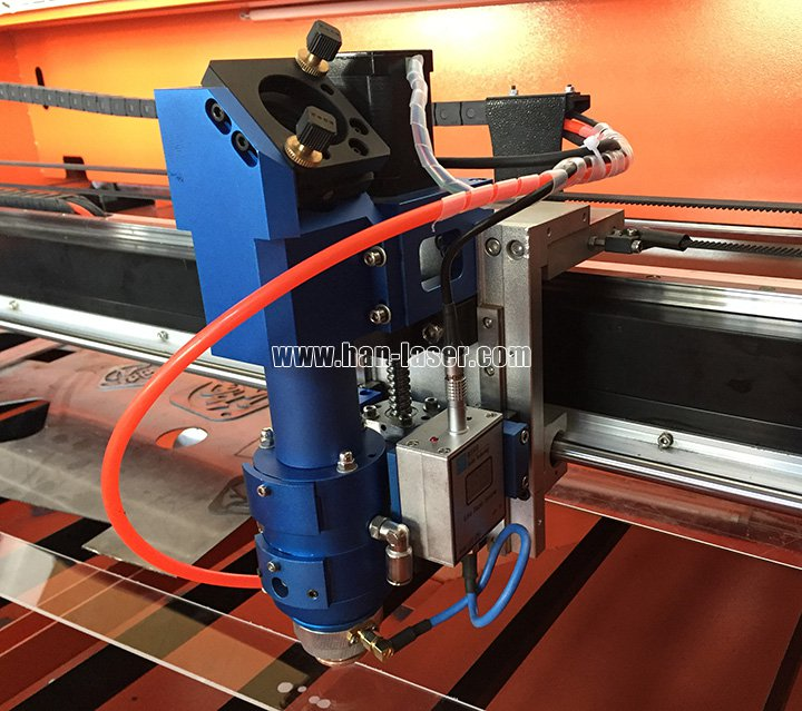 auto focus laser cutting head