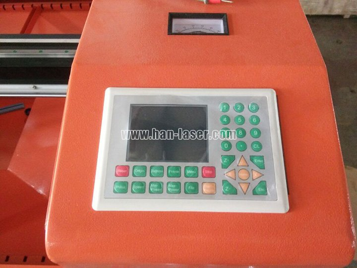 small cnc laser cutting machine control system
