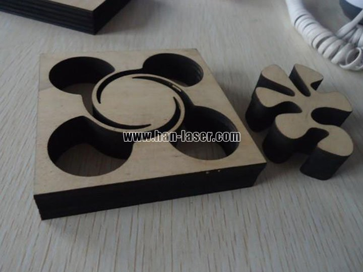 small cnc laser cutting machine for wood sample