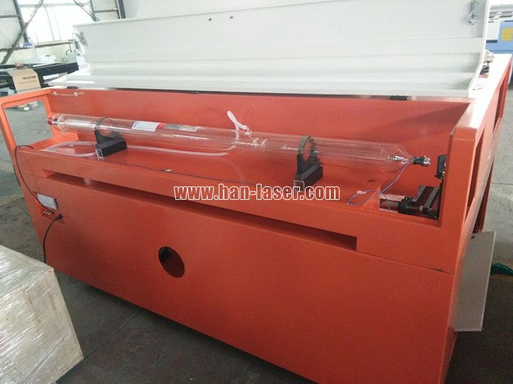 co2 laser cutting machine tube 150w
