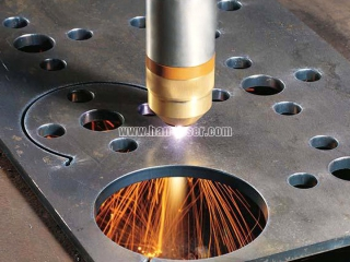 Characteristics and application of metal laser cutting machine