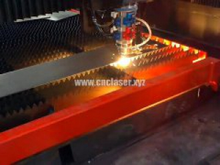 Laser cutting machine drive technical indicators