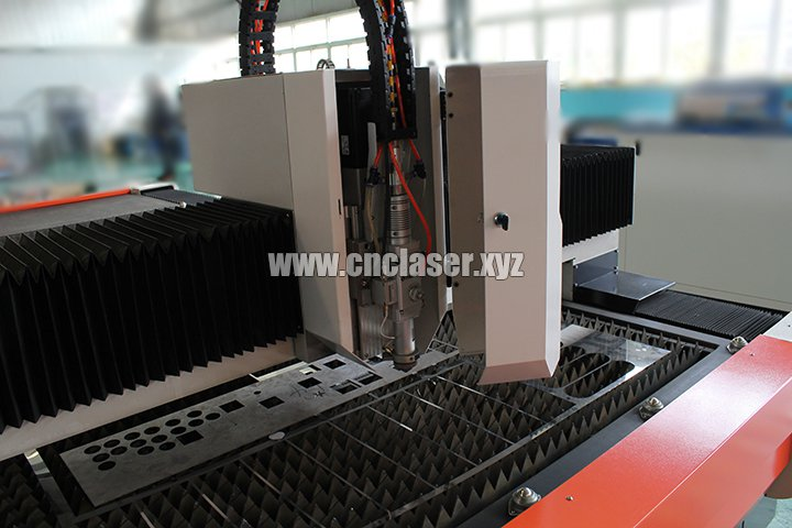stainless steel laser cutting machine cutting head