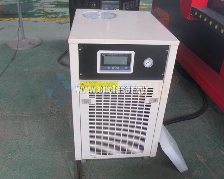 fiber laser cutting machine water chiller