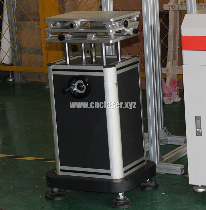 Desktop co2 laser marking machine for keyboard picture 3