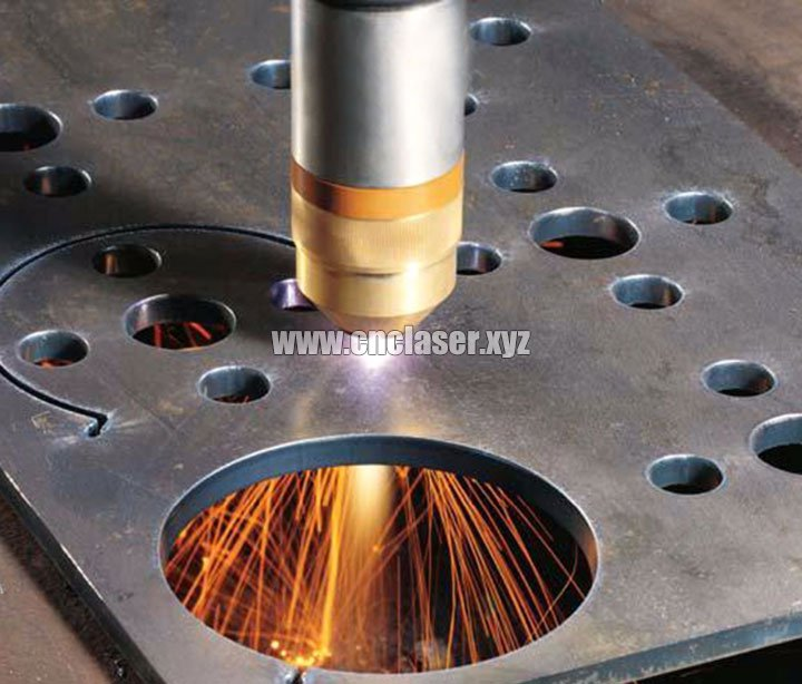 300w fiber laser cutting machine for stainless steel sample1