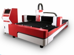 300w fiber laser cutting machine for stainless steel