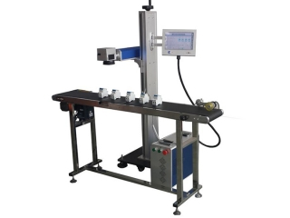 STYLECNC® 20w flying fiber laser marking machine for sale