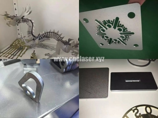 1000w fiber laser cutter for thick metal