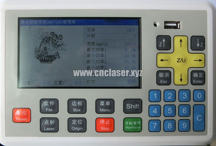 AWC control system