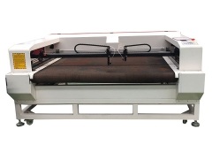 STYLECNC® fabric laser cutter machine with auto feeding system