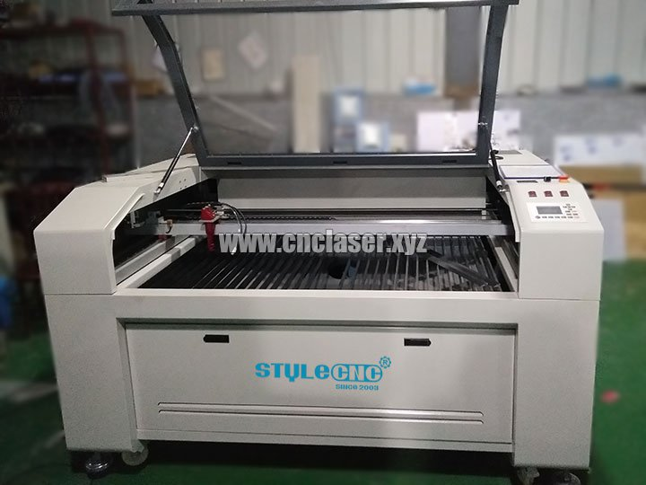 STJ1390 wood laser cutting machine