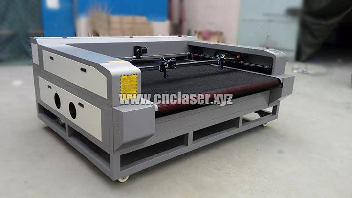 Auto Feeding Laser Cutting machine