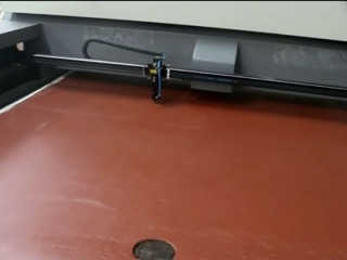 Auto Feeding Laser Cutter for Cutting Leather Video
