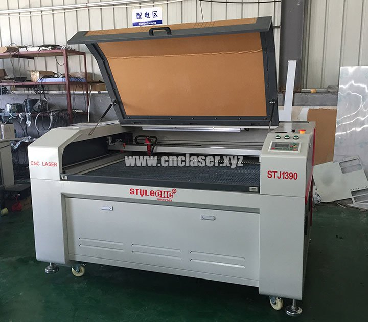 New Type 1390 Laser Cutting Machine for Wood
