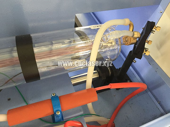 laser tube of laser engraving machine