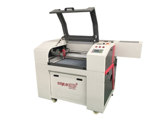 MINI paper CO2 laser cutting machine for sale with good price