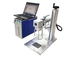Handheld MOPA fiber laser marking systems for sale