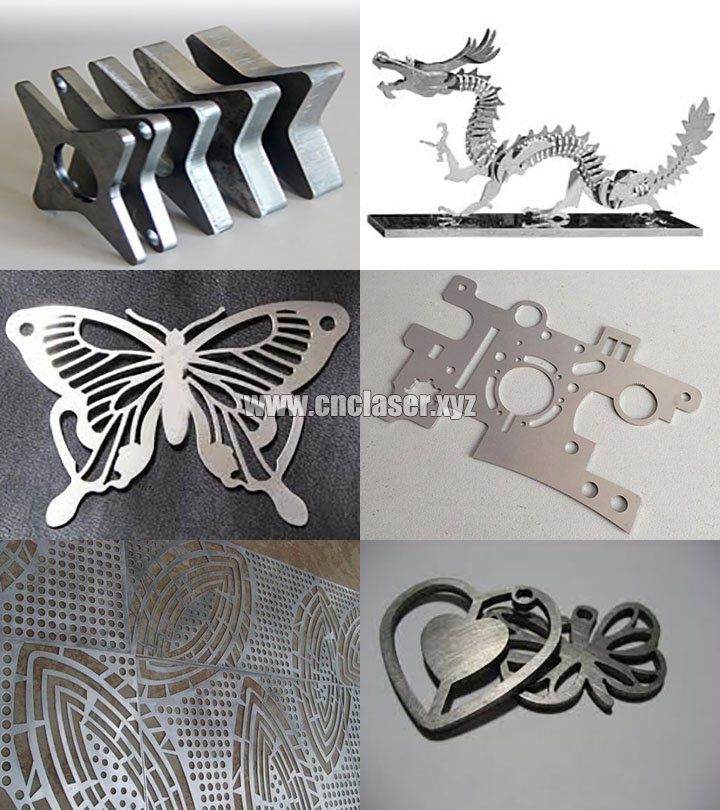 Application of laser cutting machine