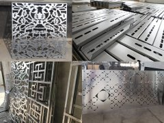 Aluminium projects for CNC laser cutting machine