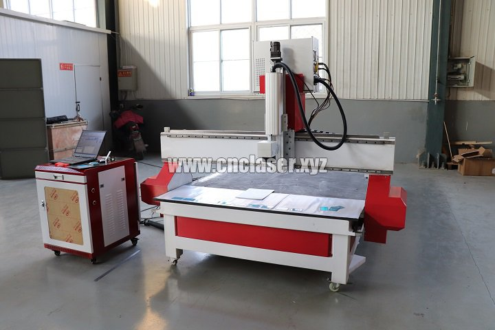 fiber laser equipment with large working table