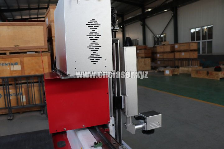 transmission of fiber laser equipment