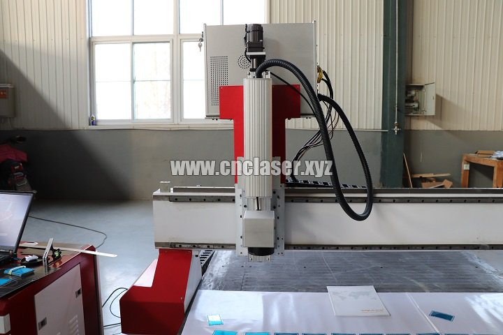 laser head of fiber laser equipment