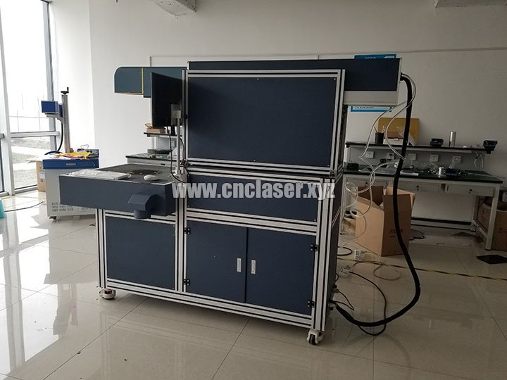3D dynamics CO2 laser marking systems