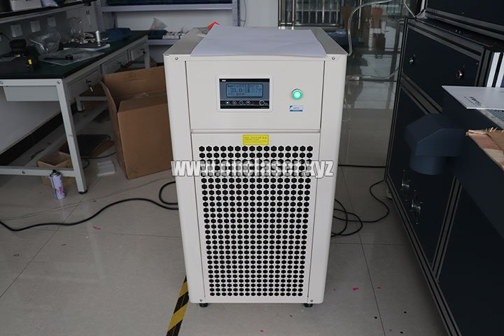water chiller of 3D dynamics CO2 laser marking systems