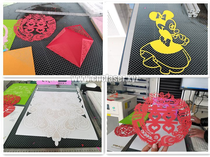 Projects of 3D dynamics CO2 laser marking systems
