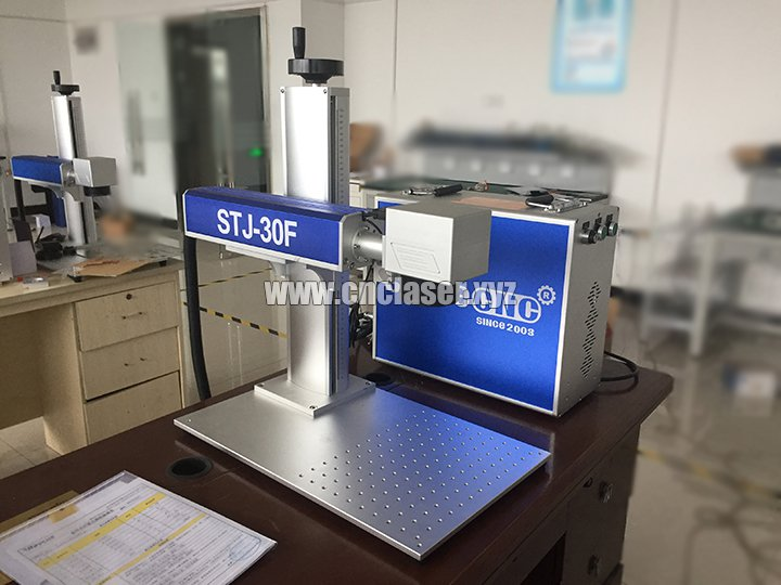 STYLECNC fiber laser marker equipment