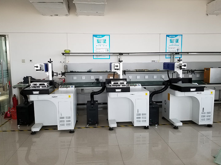 STYLECNC CO2 RF metal tube laser marking machine